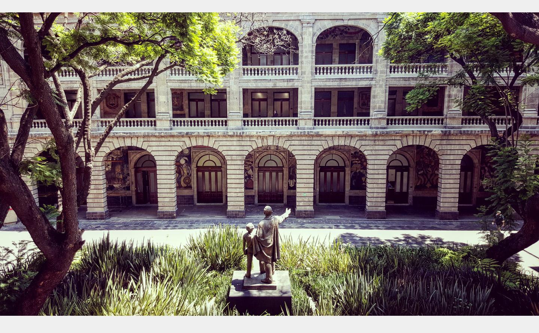 Siège du Ministère de l'Éducation Publique au Mexique