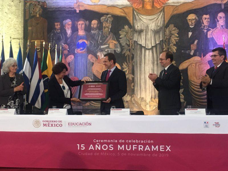 15 ans Mexique 5 nov 19 plaque
